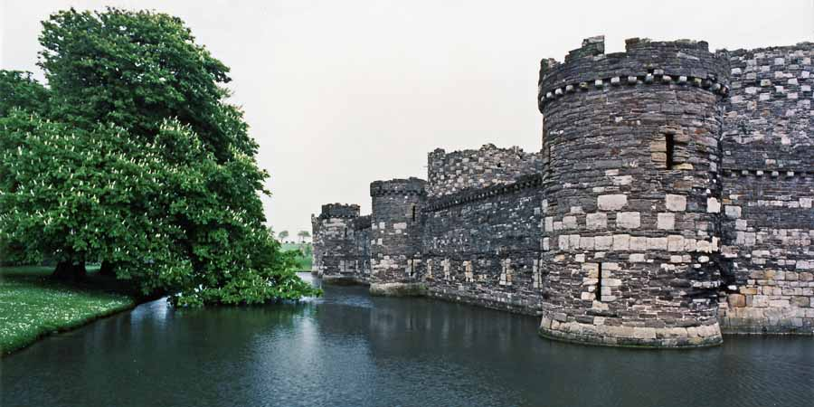 photo of Beaumaris Castle, Wales