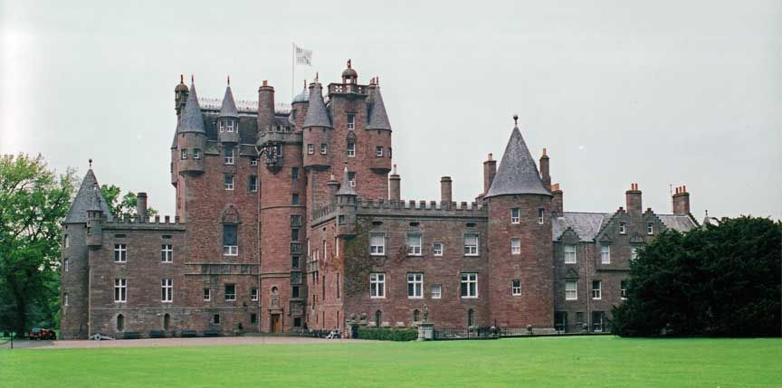 photo of Glamis Castle, Scotland