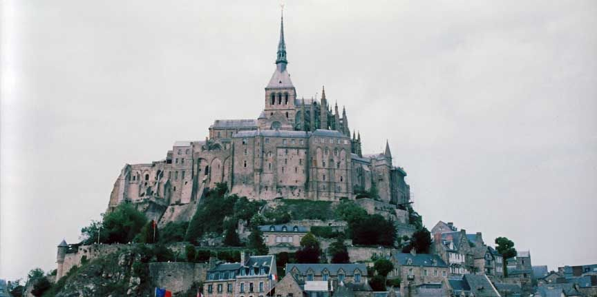 photo of Mont St. Michel