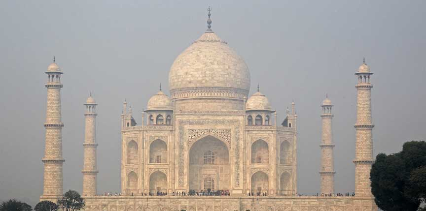 photo of Taj Mahal, India