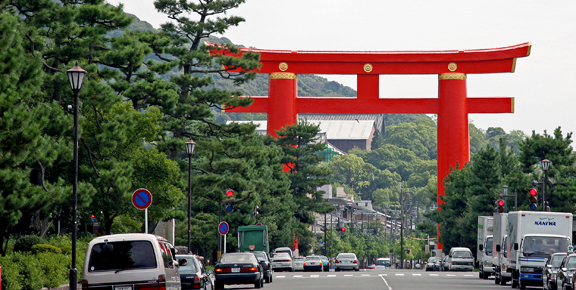 photo of Tori gate, Japan