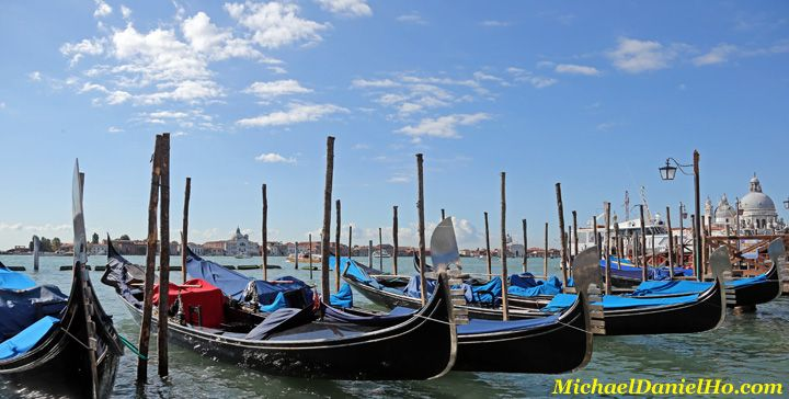 Photo of Gondolas, Venice, Italy